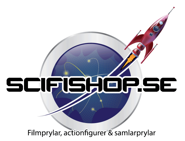 Scifishop-filmprylar-actionfigurer-samlarprylar