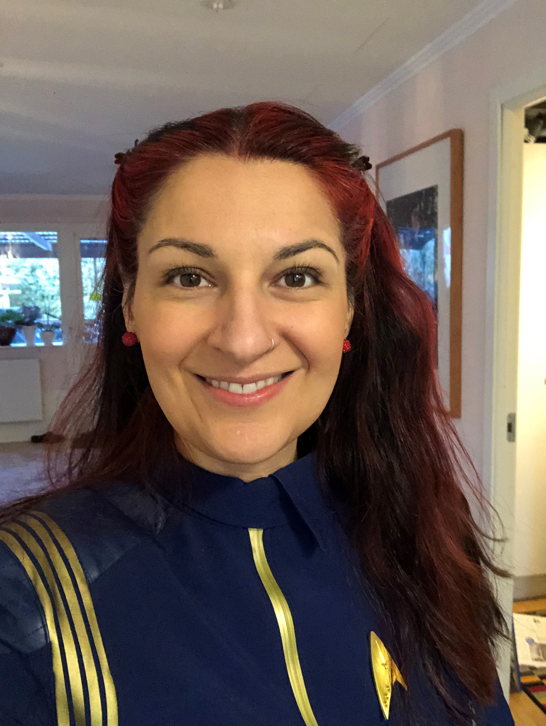 Maria Ström, Kassör